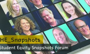 2020 Equity Fellows Forum - Student Equity Snapshots