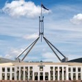 Image of Australia's Parliament House, Canberra ACT