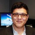 Image of Ali Zafar Mohammadi smiling into the camera