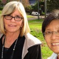 Image of NCSEHE Director Professor Sue Trinidad and Hong Kong Polytechnic University As...