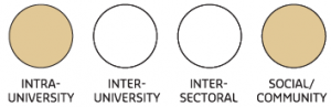Intra-University-Sectoral-Social-Community