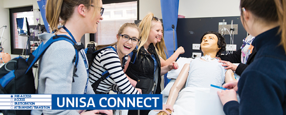 University Of South Australia Connect Ncsehe