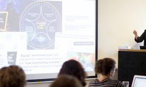 Sally Kift seminar