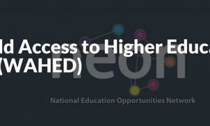 World Access to Higher Education Day 2018