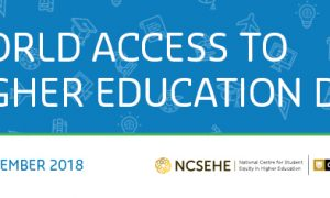 NCSEHE World Access to Higher Education Day