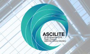 2018 ASCILITE Conference logo