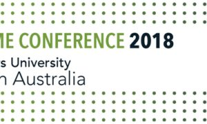 ACSME 2018 conference header.