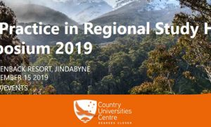 Regional Study Hubs Symposium