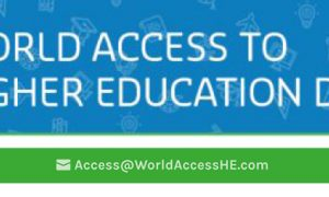 World Access to Higher Education Day 2019
