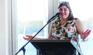 Student Voice - Jacinta Reynolds