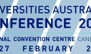 Universities Australia Conference 2020