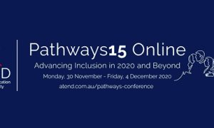 Pathways15 Conference banner