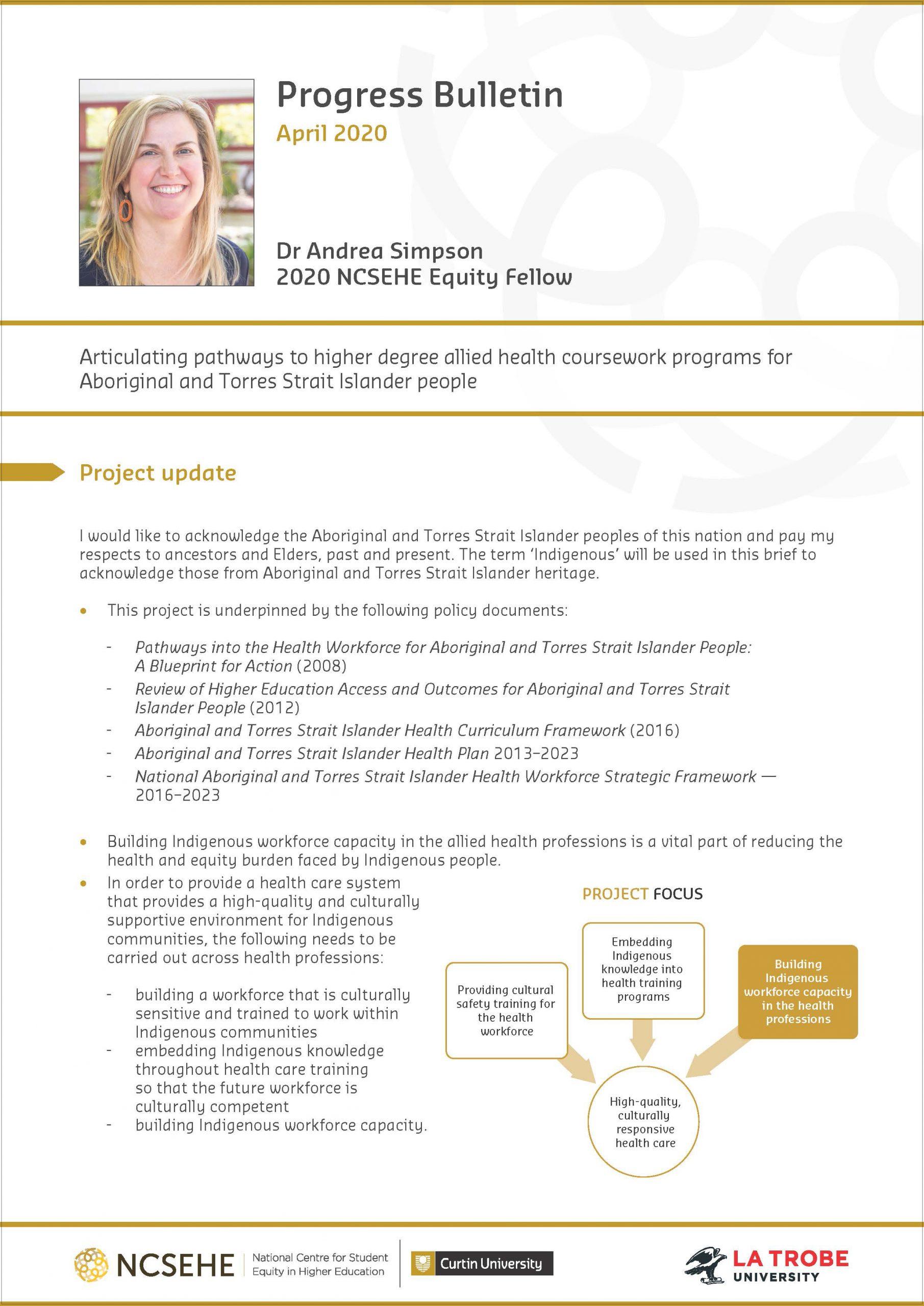 Andrea Simpson Bulletin Apr 2020