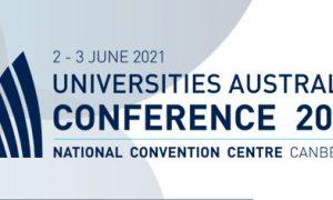 Universities Australia Conference Banner