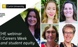 National Careers week webinar presenters