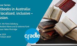 CRADLE Open Textbooks Seminar web banner