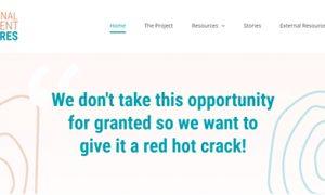 Regional Futures website
